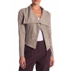 Romeo & Juliet Couture Long Sleeve Drape Jacket